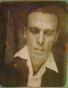 A very young Charles Bukowski | #beatnik #beat #generation
