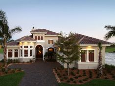 These Classic Luxury House Plans Provide Strong Curb Appeal The