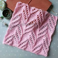 Double Knitting Patterns, Baby Cardigan Knitting Pattern Free, Dishcloth Knitting Patterns, Knitting Stiches, Lace Knitting, Knitting Designs, Knit Patterns, Crochet Coat, Knitting Accessories