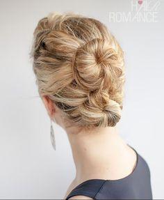 31 gorgeous wedding hairstyles you can actually do yourself diy 31 gorgeous wedding hairstyles you can actually do yourself diy wedding short hair and hair style solutioingenieria Choice Image