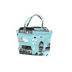 Marimekko Kaivari Blue Bag $149.00