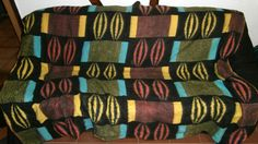 Vintage blankets from our collection August 2016 - retro dekens - Wolldecken