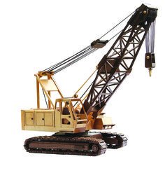 PATTERNS & KITS :: Construction :: 115 - The Lattice Boom Crane