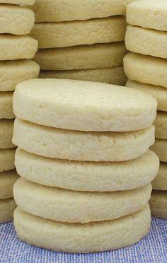 Basic Sugar Cookies