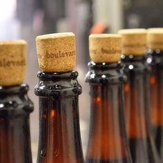 Boulevard Brewing Co - Chocolate Ale. Kansas City, Missouri Zippertravel.com Digital Edition
