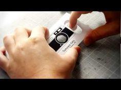 Small Iris card kit assembly instructions - YouTube