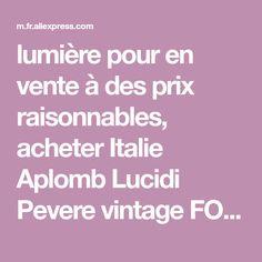 lumière pour en vente à des prix raisonnables, acheter Italie Aplomb Lucidi Pevere vintage FOSCARINI led e27 pendentif lumière pour salle à manger restaurant AC 90-265 V 1971 à partir du site mobile sur Aliexpress Now!