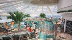 Quantum of the Seas #QuantumoftheSeas #RoyalCaribbean #Cruises #Croisiere #Navire #RCI