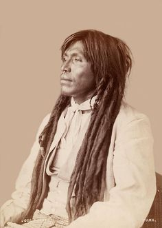 Jose Pocati - Yuma Nation - 1872.
