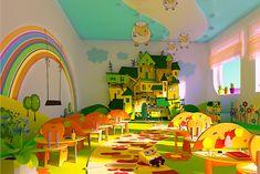 игровая комната для детей - Поиск в Google