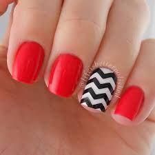 Resultado de imagen para uñas pintadas con diseños faciles de hacer con  pasos