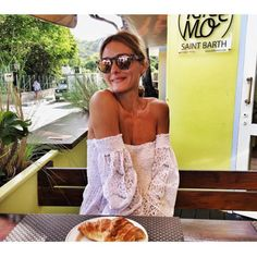 Olivia Palermo Shows Off Her Cool Shades On Instagram