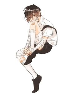 Drawing Animals in the Zoo - Drawing On Demand Character Inspiration, Character Art, Character Design, Anime Oc, Manga Anime, Drawn Art, Arte Horror, Cute Anime Boy, Bungo Stray Dogs