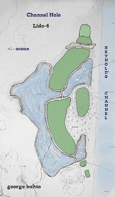 Channel Hole - 4th at Lido