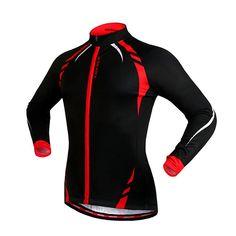 Amazon.com   West Biking Fleece Thermal Mountain Windproof Coat Bike Men  and… Jersey 64412aab7