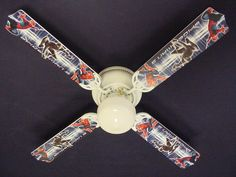 He lives and breathes Spiderman so the Ceiling Fan Designers Amazing Spiderman 3 Indoor Ceiling Fan is a no-brainer. This ceiling fan includes a light. Amazing Spiderman, Spiderman 3, Kids Ceiling Fans, Hugger Ceiling Fan, Candelabra Bulbs, Room Accessories, Globe Lights, Indoor, Designers