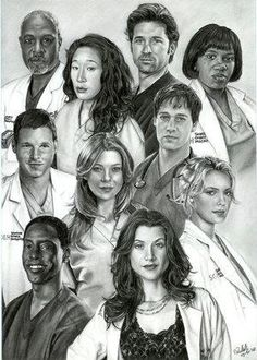 Gray's Anatomy Coloring Book - 21 Gray's Anatomy Coloring Book , How to Draw Patrick Dempsey Derek Shepherd Greys Anatomy Step by Step Stars People Free Derek Shepherd, Grey Anatomy Quotes, Greys Anatomy Memes, Patrick Dempsey, Anatomy Coloring Book, Greys Anatomy Cast, Greys Anatomy Bailey, Greys Anatomy Season 2, Dark And Twisty
