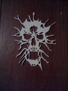 skull Scroll Saw Patterns   Skull - Stuff - User Gallery & Pattern Library - Scroll Saw Village