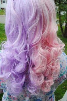 Pink & liliac