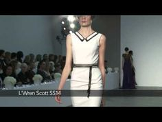 Watch the L'Wren Scott catwalk show for spring/summer 2014 at London Fashion Week