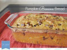 Easy Homemade Recipes: Pumpkin Banana Bread