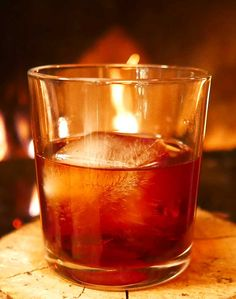 """Meet the """"Reverse Manhattan"""". It just might be the perfect second and third drink you've been looking for to keep your happy hour going strong."""