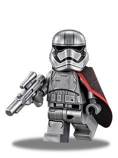 Lego Custom Minifigures, Lego Minifigs, Star Wars Minifigures, Lego Technic, Lego Stormtrooper, Figuras Lego Star Wars, Starwars, Star Wars Drawings, Lego People