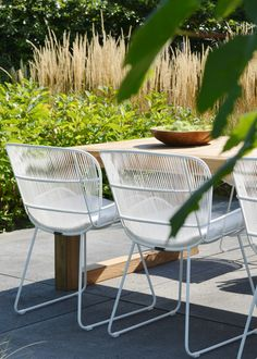 Outdoor Life, Outdoor Dining, Outdoor Chairs, Outdoor Furniture Sets, Outdoor Decor, Van Kitchen, Outdoor Restaurant, Dinning Chairs, Backyard