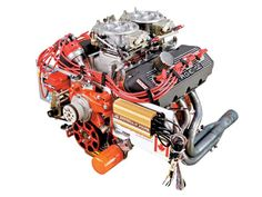 Raceheads Chrysler Hemi 427 c.i.