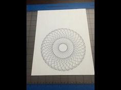 ScrappyDew Live - 26 March 2015 Creating Spirograph in SCAL 4 - YouTube