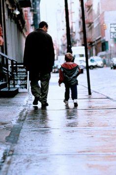 Julian McGrath (Cole Sprouse/Dylan Sprouse), Sonny Koufax (Adam Sandler) ~ Big Daddy (1999) ~ Movie Stills ~ #bigdaddy1999 #moviestills