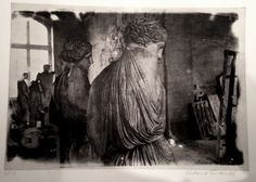 Available for sale from Staley-Wise Gallery, Deborah Turbeville, Unseen Versailles (Statues) Archival Pigment Print, 15 × 19 in Sarah Moon, Versailles, Photo Art, Fashion Photography, Statues, Artsy, Gallery, Artwork, Painting