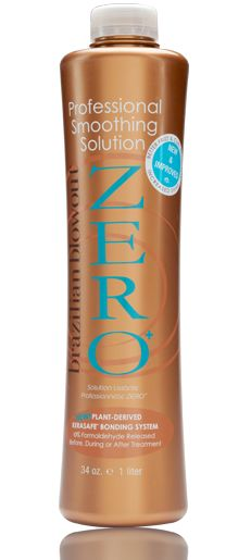 Brazilian Blowout ZERO+