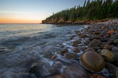 Thanks to Tim Williams for this photo of Otter Cliffs at Acadia National Park.