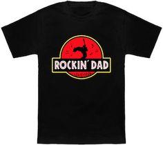 Rocking Dad T-Shirt