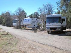 Grand Canyon National Park Trailer Village (South Rim) 2785