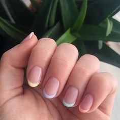 Nail Foot Care Salon Lien those Nail Care System toward Missha Self Nail Salon Care Look though Nail Care Spa South Cobb Drive + Nail And Hand Care Kit Neutral Nails, Nude Nails, My Nails, Teen Nails, Minimalist Nails, Self Nail, Nagel Hacks, Nagellack Trends, French Tip Nails