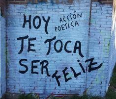Se conjugua como el verbo #gustar    #AccionPoeticaColombia Street Quotes, Best Quotes, Nice Quotes, Street Art, Sad, Sayings, Words, Happy, Pineapple