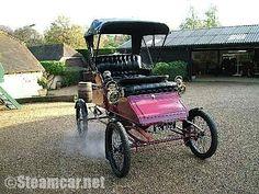 "1903 Stanley Steamer type ""C"""