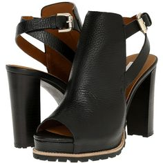 See by Chloe SB26100 (Nero) High Heels ($280)