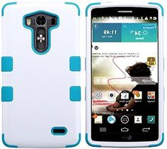 myLife North Pole White + Bondi Blue {Solid Hybrid Design} Dual Layered 3 Piece Case for the LG G3 Smartphone (2 Piece Outer Rubberized Snap On Protector Shell + Internal Silicone SECURE-Grip Bumper Gel) myLife Brand Products http://www.amazon.com/dp/B00OJNEG18/ref=cm_sw_r_pi_dp_tLauub0TKZSG1