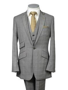 gold tie grey suit - Google Search | Suits | Pinterest | Gold tie ...