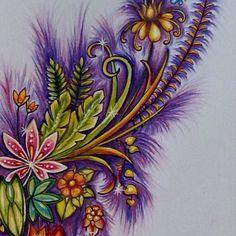Hi everyonei'll keep going WIP; Magical Jungle from Johanna Basford  #johannabasford#colouringbooks #coloriageantistress #arteterapia #magicaljungle #jardimsecreto #jardimsecretotop #arte_e_colorir #artecomoterapia #johannabasfordsecretgarden #coloringtime#adultcoloring #colouringin #coloringmasterpiece #artshelp #colouringforadults #polychromos  #colorindo #kleurenvoorvolwassenen #colouringforadults #adultcolouring #magicaljungle #ColoringMasterpiece#coloriageadulte #adultcolouring...