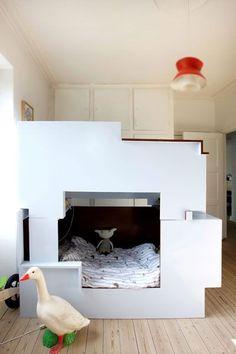 Get Inspired: 10 Beautiful Contemporary Bunk Beds | Interior Design Ideas, Tips & Inspiration