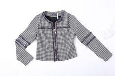 Vélez for Leather Lovers Blazer, Leather, Jackets, Tops, Women, Fashion, Classy Style, Man Women, Urban