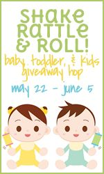 Shake Rattle & Roll Baby Giveaway Hop