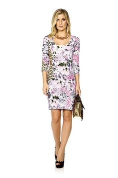 The eclectic combination of the floral and leopard print pattern on the Orchid pencil dress by Just Cavalli is perfect for a feminine yet sexy look. Hire here: http://www.wishwantwear.com/dress-hire/just-cavalli/1356-orchid-pencil-dress.html?var=1_expid=38629437-8.KkQRPAQcRrWMOnHnUbNhqg.1_referrer=http%3A%2F%2Fwww.wishwantwear.com%2Fcatalogue%2Fwhat-s-new%2F