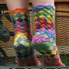 Фантастические носочки