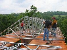 Metal Roof truss