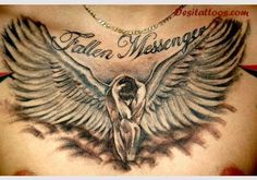 wings tattoo chest - Google-søgning